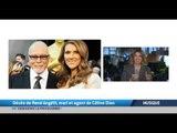 Musique: Décès de René Angelil, mari et agent de Céline Dion