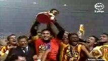 ACL 2009 Finale retour Espérance Sportive de Tunis 1-1 Wydad Casablanca - Les buts + Joie Fin de Match 21-05-2009