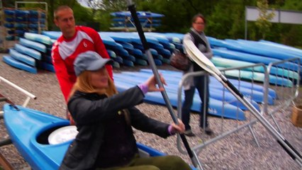 Misadventures in Kayaking