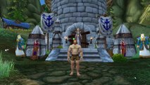 World of Warcraft: Explore Old School Mount Hyjal TODAY !!