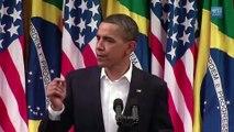 Barack Obama Singing Uptown Funk by Mark Ronson