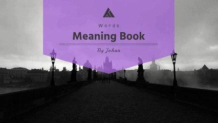 Tlk Meaning