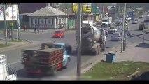 Acidente de carro Compilação || acidente de viação #74