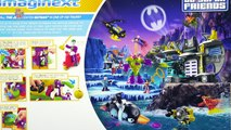 Imaginext The Joker Laff Factory Fight Batman DC Super Friends Toy Playset From Fisher Price
