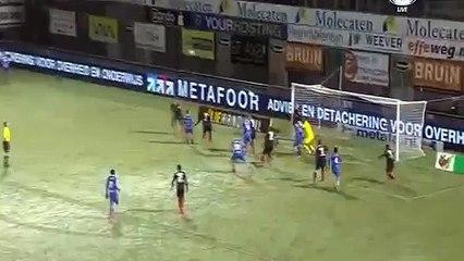Гол Брам ван Полен · Зволле (Зволле) - Херенвен (Херенвен) - 2:0