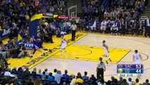Stephen Curry & Omri Casspis 3-Point Shootout | Kings vs Warriors | Dec 28, 2015 | NBA