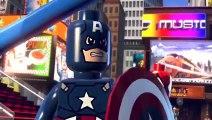 LEGO SUPER HEROES FRANCAIS DESSINS ANIMES DE JEUXVIDEO COMPLET  Fun Fan FUN Videos