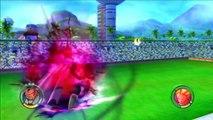 Dragon Ball Raging Blast 2 : Gohan Futuro Y Trunks VS Majin Buu Y Dabra - Un Futuro Muy Diferente !