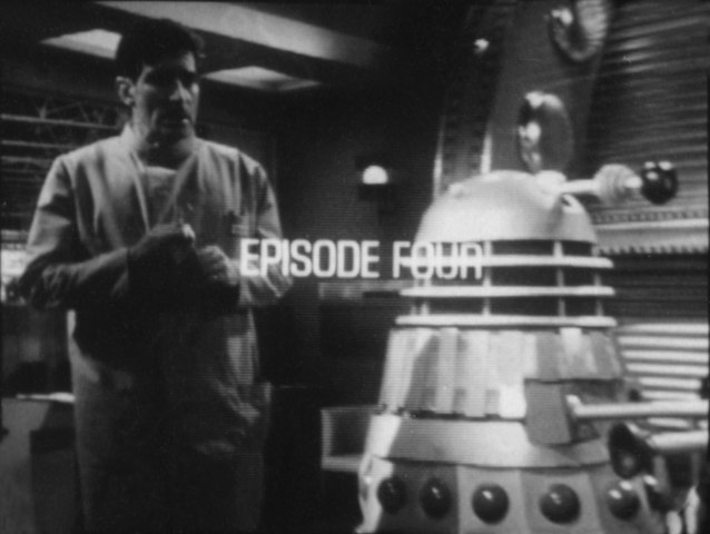 Loose Cannon The Power of the Daleks Episode 4 LC10