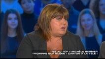 Michèle Bernier évoque les Enfoirés dans Salut les Terriens