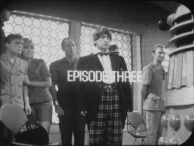 Loose Cannon The Power of the Daleks Episode 3 LC10