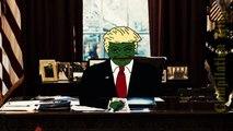 Donald Trump Pepe Making america great again