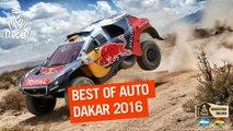 Car / Auto / Coche - Best Of Dakar 2016