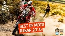 Bike / Moto - Best Of Dakar 2016
