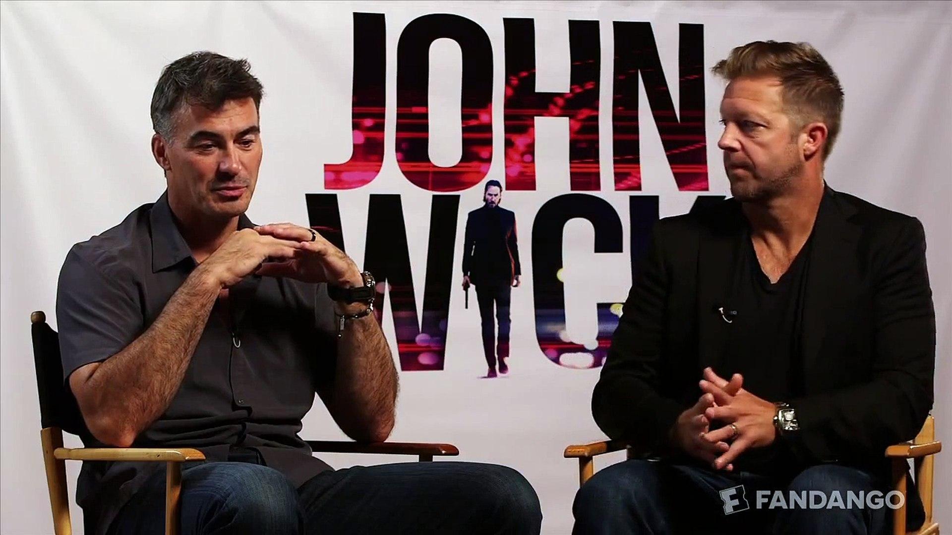 John Wick Interview HD | Celebrity Interviews | FandangoMovies