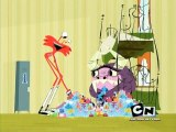 Fosters Home For Imaginary Friends - 3x06 - Fosters Goes To Europe