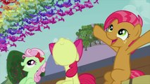 MLP: Friendship is Magic - Making Memories Rainbow Lessons in Friendship