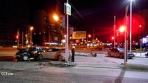 Car Crash Compilation || accidente de tráfico #195