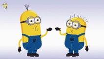 Minions Dance ~ Whoops Kiri Whoops (fruitcake) [HD] 1080P