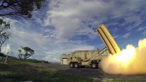 Theses Missiles Defend You From Advanced Enemy Ballistic Missiles SM 3/THAAD
