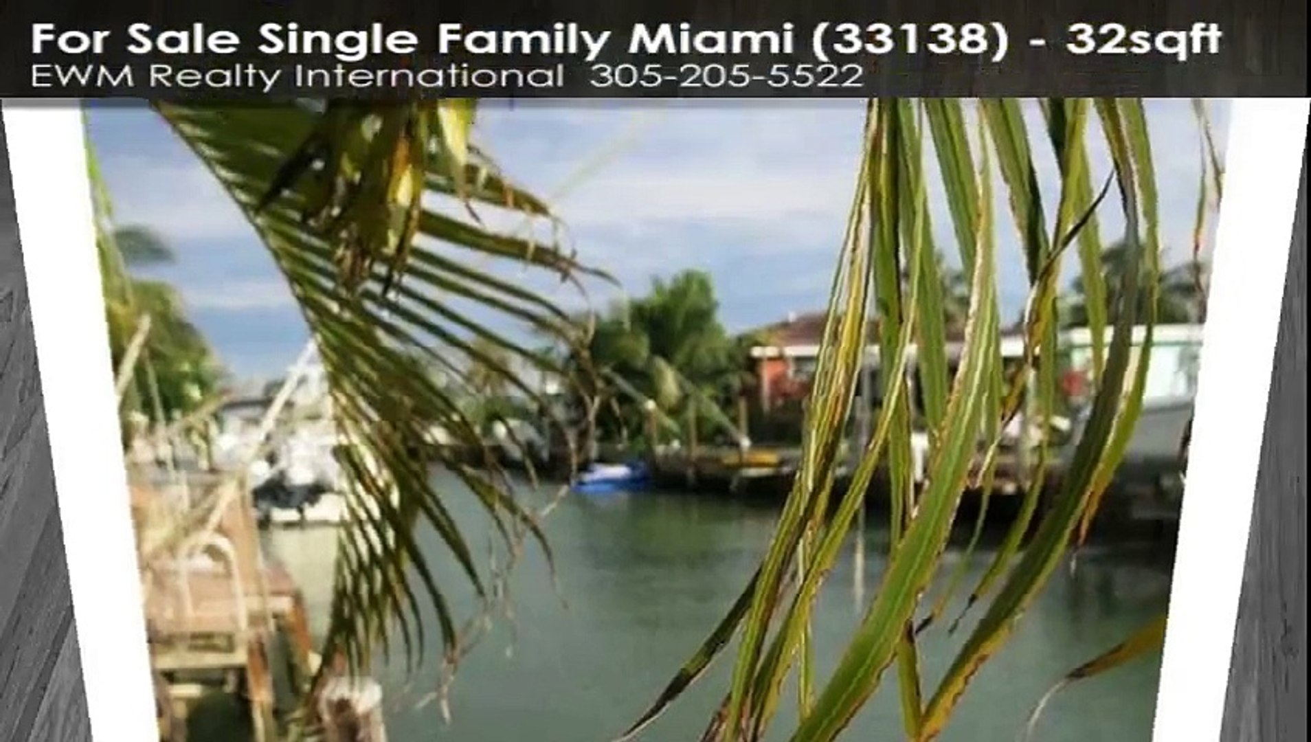 Single Family For Sale: 1210 Northeast 82nd St Miami, FL $899000
