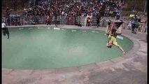 Estrellas mundiales del skate iluminan el Sport Music Festival de Chile