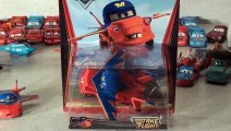 Tomica Air Aviator Mater Plane Falcon Hawks Cars Toon Die-Cast Disney Pixar Takara Tomy
