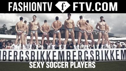Sexy Soccer Players Take Center Stage In #MyDirk Campaign | FTV.com