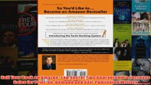 Download PDF  Sell Your Book on Amazon Top Secret Tips Guaranteed to Increase Sales for PrintOnDemand FULL FREE