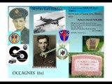 Pilotes tombés dans l'Orne pendant la seconde guerre mondiale