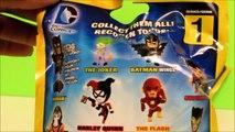 MARVEL AVENGERS VS. DC COMICS SERIES 1 BLIND BAGS