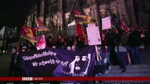 Cologne attack left me scarred for life BBC News