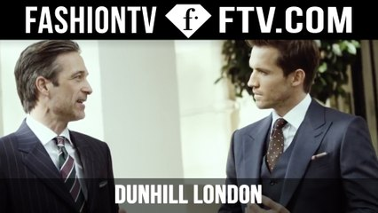 Dunhill London  SS16 Campaign | FTV.com