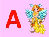 abc per bambini - alfabeto italiano per bimbi - canzone delle lettere - learn italian alph - 2016