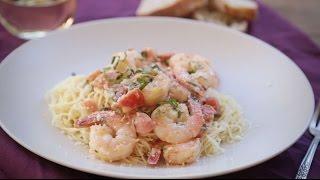 Shrimp Recipes – How to Make Shrimp in Cream Sauce