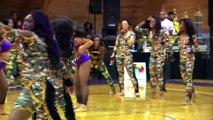 Bring It!: Stand Battle: Dancing Dolls vs. Purple Diamonds Medium Stand (S2, E17) | Lifetime