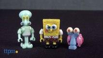 SpongeBob SquarePants Bad Neighbors Set from MEGA Bloks