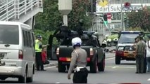 Jakarta bombing: Indonesian capital rocked by terror attack