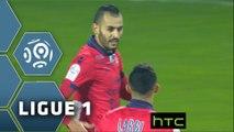 But Khalid BOUTAIB (2ème) / GFC Ajaccio - Stade de Reims - (2-2) - (GFCA-REIMS) / 2015-16