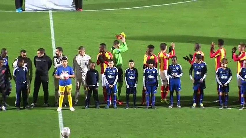 J21 - US Créteil - RC Lens 2015/2016 1-1 Résumé du match