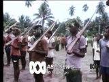First ABC Colour News Bulletin   1 March 1975, ABC TV
