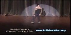 Epic Break Dance Performance | Flexible Kid Break Dancer Owns Stage