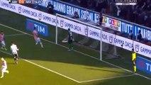 Udinese0-4Juventus (First Goal -15'   Dybala P., Juventus)
