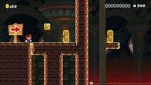 "Super Mario Maker - Viewer Levels - Name: ""Bullet Blaster Battle"" - ID: 7D17-0000-017C-7557"