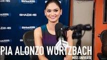 Miss Universe 2015 Pia Alonzo Wurtzbach on Steve Harvey + Sings Karaoke & Shuts Down DB