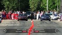 BMW M6 G Power vs BMW Alpina B6 vs BMW M6 ESS vs Cayenne Turbo S