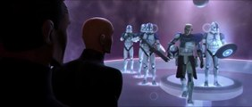 Star Wars The Clone Wars -- Arc Trooper Fives and Jessies Execution [720p]