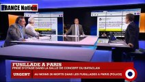 Attentats Paris : Ils ont crié Allah Akbar et ont tiré sur la foule (témoin sur France Inf