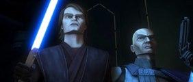 Star Wars The Clone Wars -- Arc Trooper Fives Death [720p]
