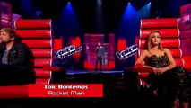 Loïc Bontemps - Rocket Man - The Voice of Ireland - Blind Audition - Series 5 Ep3 (1024p FULL HD)